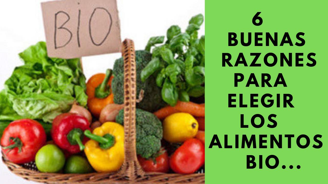 Interruptor Endocrino Y Sobrepeso/Obesidad: 6 BUENAS Razones Para Elegir Los Alimentos Bio…